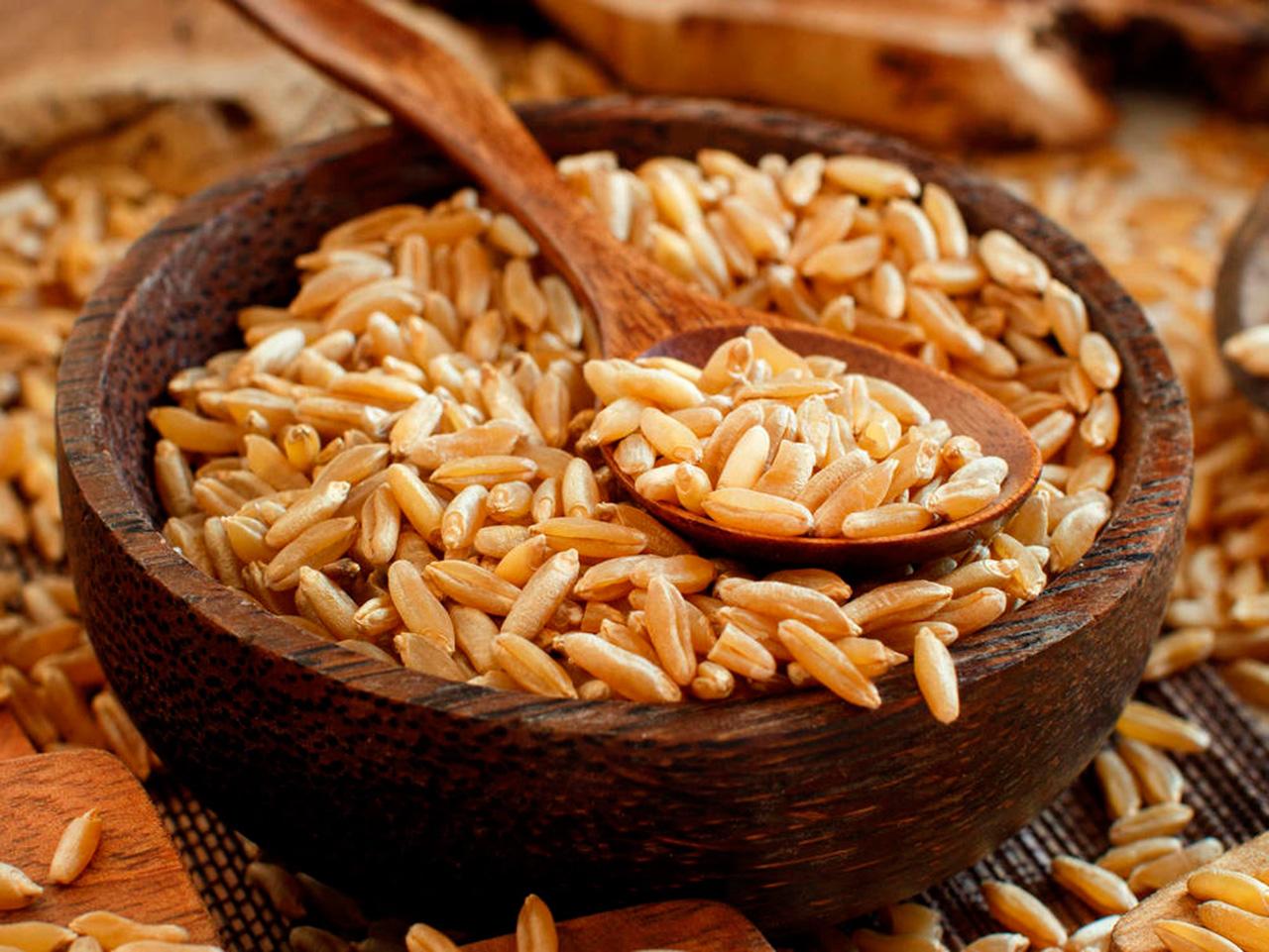 Kamut: la variedad de trigo más antigua y más nutritiva.